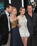 Aidan Quinn Photo - Liam Neeson with January Jones (left)  Diane Kruger  Aidan Quinn (right) at the Los Angeles premiere of their new movie Unknown at the Mann Village Theatre WestwoodFebruary 16 2011  Los Angeles CAPicture Paul Smith  Featureflash