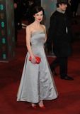 Jessica Raine Photo - Jessica Raine arriving for the 2013 British Academy Film Awards at the Royal Opera House London 10022013 Picture by Alexandra Glen  Featureflash
