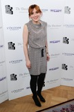 Anne Marie Duff Photo - Anne Marie Duff  in the press room for the South Bank Sky Arts Awards 2013 at the Dorchester Hotel London 12032013 Picture by Alexandra Glen  Featureflash
