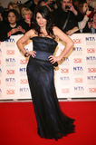 Alison King Photo - Alison King arriving for the National Television Awards O2 London 25012012 Picture by Alexandra Glen  Featureflash