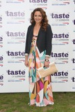 Natasha Corrett Photo - Natasha Corrett at The Taste of London 2013 held in Regents ParkLondon 19062013  Picture by Henry Harris  Featureflash