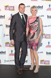 Helen Chamberlain Photo - Helen Chamberlain and Max Rushden at The Loaded LAFTAs Awards 2013 10th Anniversary held at Sway London 07112013 Picture by Henry Harris  Featureflash