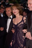 Natalie Baye Photo - Star of the French version of Absolutely Fabulous NATALIE BAYE at the Cannes Film Festival for the premiere of The Pledge15MAY2001  Paul SmithFeatureflash