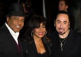 David Gest Photo - Tito Jackson Rebbie Jackson and David Gest arriving for the UK premiere of Michael Jackon The Life of an Icon Empire Leicester Square London 02112011 Picture by  Simon Burchell  Featureflash