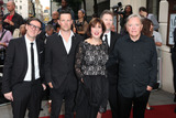 New Order Photo - New Order arriving for the GQ Men Of The Year Awards 2014 at the Royal Opera House London 02092014 Picture by Alexandra Glen Featureflash
