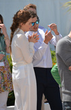 Elvis Presley Photo - Actors Riley Keough granddaughter of Elvis Presley  Shia LaBeouf  at the 69th Festival de CannesMay 15 2016  Cannes FrancePicture Paul Smith  Featureflash