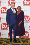 Chris Walker Photo - Chris Walker  Lorna Laidlaw at the TV Choice Awards 2015 at the Hilton Hotel Park Lane LondonSeptember 7 2015  London UKPicture Steve Vas  Featureflash