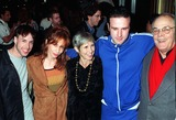 Alexis Arquette Photo - Arquette family (LtoR) ALEXIS ARQUETTE ROSANNA ARQUETTE MARTI (mother) DAVID ARQUETTE  LEWIS ARQUETTE (father) at premiere of Davids new movie johns  Jan97