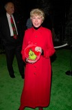 The Grinch Photo - AUDREY GEISEL widow of author Dr Seuss at the world premiere at Universal City of Dr Seuss How The Grinch Stole Christmas08NOV2000   Paul Smith  Featureflash