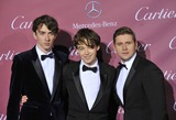 Alex Lawther Photo - Matthew Beard (left) Alex Lawther  Allen Leech at the 2015 Palm Springs Film Festival Awards Gala at the Palm Springs Convention CentreJanuary 3 2015  Palm Springs CAPicture Paul Smith  Featureflash