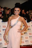 Lucy Meck Photo - Lucy Meck arriving for the National Television Awards O2 London 25012012 Picture by Steve Vas  Featureflash