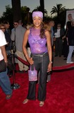 Vivica A Fox Photo - Actress VIVICA A FOX at the world premiere at the Universal Amphitheatre Hollywood of Nutty Professor II The Klumps