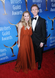 Allison Schroeder Photo - BEVERLY HILLS CA - FEBRUARY 19  (L-R) Writer Allison Schroeder and husband attend the 2017 Writers Guild Awards at the Beverly Hilton Hotel on February 19 2017 in Beverly Hills California  (Photo by Barry KingImageCollectcom)