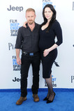 Laura Prepon Photo - SANTA MONICA CA - FEBRUARY 25 (L-R) Actor Ben Foster and actress Laura Prepon attend 2017 Film Independent Spirit Awards on February 25 2017 in Santa Monica California  (Photo by Barry KingImageCollectcom)