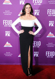 Graumans Chinese Theatre Photo - HOLLYWOOD CA - MARCH 1  Actress Catherine Zeta-Jones attends Red Carpet Event for FXs Feud Bette And Joan at Graumans Chinese theatre on March 1 2017 in Hollywood California  (Photo by Barry KingImageCollectcom)