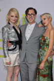 Alan Cummings Photo - Emma Stone Alan Cumming Andrea Riseborough 09162017 The Los Angeles Premiere of Battle of the Sexes held at Regency Village Theatre in Los Angeles CA Photo by Izumi Hasegawa  HollywoodNewsWireco