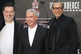 Harald Kloser Photo - Harald Kloser Roland Emmerich Jeff Goldblum 06202016 Hand and Footprint Ceremony of Roland Emmerich from Independence Day Resurgence held at The TCL Chinese Theatre in Hollywood CA Photo by Izumi Hasegawa  HollywoodNewsWireco