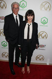 Mary Steenburgen Photo - Ted Danson Mary Steenburgen 01192019 The 30th Annual Producers Guild Awards held at The Beverly Hilton in Beverly Hills CA Photo by Izumi Hasegawa  HollywoodNewsWireco