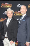 Christopher Markus Photo - Christopher Markus Stephen McFeely  04232018 The World Premiere of Avengers Infinity War held at Hollywood CA Photo by Izumi Hasegawa  HollywoodNewsWireco