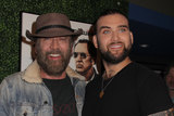 Nicolas Cage Photo - Nicolas Cage Weston Coppola Cage 09162019 Running with the Devil premiere held at Writers Guild Theater in Beverly Hills CAPhoto by Izumi Hasegawa  HollywoodNewsWireco