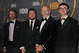 Liam Cunningham Photo - Alife Allen John Bradley Liam Cunningham Isaac Hempstead  09222019 The 71st Annual Primetime Emmy Awards HBO After Party held at the Pacific Design Center in West Hollywood CA Photo by Izumi Hasegawa  HollywoodNewsWireco