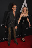 Aimee Preston Photo - Steven Tyler Aimee Preston 09182019 Ad Astra Special Screening held at Cinerama Dome in Los Angeles CA Photo by Izumi Hasegawa  HollywoodNewsWireco