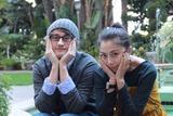 Ayako Fujitani Photo - Dave Boyle Ayako Fujitani 03022015 Man from Reno Photocall held at Four Seasons Los Angeles at Beverly Hills Los Angeles CA Photo by Izumi Hasegawa  HollywoodNewsWirenet