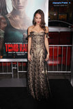 Alicia Vikander Photo - Alicia Vikander 03122018 The US Premiere of Tomb Raider held at TCL Chinese Theater in Los Angeles CA Photo by Izumi Hasegawa  HollywoodNewsWireco