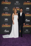 Alex Greenwald Photo - Brie Larson Alex Greenwald 04232018 The World Premiere of Avengers Infinity War held at Hollywood CA Photo by Izumi Hasegawa  HollywoodNewsWireco