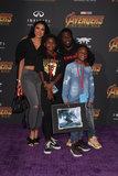 Kevin Hart Photo - Kevin Hart 04232018 The World Premiere of Avengers Infinity War held at Hollywood CA Photo by Izumi Hasegawa  HollywoodNewsWireco