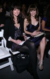 Alexie Gilmore Photo - Actresses Alexie Gilmore and Danielle Panabaker (R) attend the Rebecca Taylor fashion show at the Salon on February 19th 2009 in New York City Mercedes-Benz Fashion Week Fall 2009 Collection