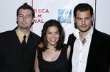 Antonio Negret Photo - (L-R) Antonio Negret America Ferrera and Roberto Urbina attend the screening of Toward Darkness during the Tribeca Film Festival on May 4 2007 in New York City