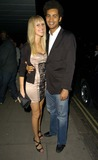 Ayesha Makim Photo - London UK Ayesha Makim (niece of Sarah Ferguson) and her boyfriend at the Laurent Perrier Pink Party Suka Sanderson Hotel London 25th April 2007 Can NguyenLandmark Media