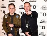 Chris Stark Photo - London UK Scott Mills and Chris Stark at The BBC Radio 1s Teen Awards held at Wembley SSE Arena Wembley on Sunday 23 October 2016 Ref LMK392-62664-241016Vivienne VincentLandmark Media WWWLMKMEDIACOM