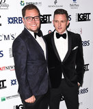 Alan Carr Photo - London UK   Alan Carr and Scott Neal  at The LGBT Awards held at The Connaught Rooms Great Queen Street London 13th May 2016 Ref LMK392-60515-140516Vivienne VincentLandmark Media WWWLMKMEDIACOM