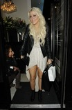Amelia Lily Photo - London UK  300312Amelia Lily  from X Factor  at the Jamie Stevens 1st London Salon launch party held at Jamie Stevens in West Kensington30 March 2012Can NguyenLandmark Media