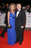 Chris Hollins Photo - London UK  Ola Jordan and Chris Hollins at the National Television Awards held at the O2 Arena 20 January 2010Eric BestLandmark Media