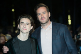 Armie Hammer Photo - London UK Timothee Chalamet and Armie Hammer  at  the Mayor of London Gala UK Premiere for Call Me By Your Name at The 61st BFI London Film Festival at Odeon Leicester Square London England UK on Monday 9 October 2017Ref LMK370-J882-101017Justin NgLandmark MediaWWWLMKMEDIACOM