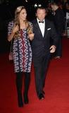 GUY RICHIE Photo - London UK Jacqui Ainsley and Guy Richie at the  2014 BFI LFF Closing Gala Screening of Fury  on Sunday 19th October 2014  Ref LMK392-49852-201014Vivienne VincentLandmark Media WWWLMKMEDIACOM David Ayer and Guest