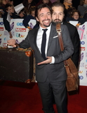 Alfie Boe Photo - London UK Richard Hammond and Alfie Boe at Pride of Britain Awards 2018 at the Grosvenor House Park Lane London on Monday 29 October 2018Ref LMK73-J2870-301018Keith Mayhew Landmark Media WWWLMKMEDIACOM  Georgia Toffolo