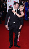 Ashley Taylor Dawson Photo - London UK Ashley Taylor Dawson and Lysette Anthony at The Virgin TV British Academy (BAFTA) Television Awards 2017 held at The Royal Festival Hall Belvedere Road London on Sunday 14 May 2017Ref LMK392 -J280-150517Vivienne VincentLandmark Media WWWLMKMEDIACOM