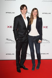 Alexandra Maria Lara Photo - London UK Sam Riley and Alexandra Maria Lara at Jaguar XE Global Launch Party and Show at Earls Court London on September 8th 2014Ref LMK73-49508-090914Keith MayhewLandmark Media WWWLMKMEDIACOM