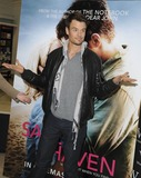 Nicholas Sparks Photo - London UK Josh Duhamel at An Evening with Nicholas Sparks and stars of Safe Haven  at Waterstones Piccadilly London February 20th 2013 Gary MitchellLandmark Media