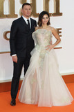 Channing Tatum Photo - London UK Channing Tatum and Jenna Dewan at the Kingsman The Golden Circle World Premiere held at Odeon Leicester Square on September 18 2017 in London EnglandRef LMK73-J756-190917Keith MayhewLandmark MediaWWWLMKMEDIACOM