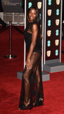 Aj Odudu Photo - London UK AJ Odudu at The EE British Academy Film Awards held at The Royal Albert Hall on Sunday 18 February 2018 Ref LMK392 -J1596-190218Vivienne VincentLandmark Media WWWLMKMEDIACOM