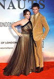 Eddie Redmayne Photo - London UK Felicity Jones Eddie Redmayne at the premiere of The Aeronauts at the BFI London Film Festival held at Odeon Luxe Leicester Square London on Monday 7 October 2019Ref LMK392 -J5560-081019Vivienne VincentLandmark Media WWWLMKMEDIACOM