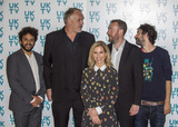 Alex Horne Photo - London UK  Nish Kumar Greg Davies Sally Phillips Alex Horne and Mark Watson  at  the UKTV Live 2017 photocall at Claridges Hotel on September 13 2017 in London EnglandRef LMK386-J729-140917Gary MitchellLandmark MediaWWWLMKMEDIACOM