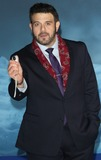 Adam Richman Photo - London UK Adam Richman at the UK Premiere of Cinderella at Odeon Leicester Square London on March 19th 2015Ref LMK73-50753-200315Keith MayhewLandmark Media WWWLMKMEDIACOM