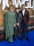 Andy Serkis Photo - London UK  Lorraine Ashbourne Louis Ashbourne Serkis and Andy Serkis   at a special screening of Netflixs Mowgli Legend Of The Jungle at The Curzon Mayfair on December 4 2018 in London EnglandRef LMK386-J3078-051218Gary MitchellLandmark MediaWWWLMKMEDIACOM    at a special screening of Netflixs Mowgli Legend Of The Jungle at The Curzon Mayfair on December 4 2018 in London EnglandRef LMK386-J3078-051218Gary MitchellLandmark MediaWWWLMKMEDIACOM