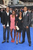 Anthony Joshua Photo - London UK  Drew Sullivan Perri Shakes-Drayon Yamile Aldama and Anthony Joshua   at the UK Premiere of Men In Black 3 held at the Odeon Leicester Square16th  May 2012Keith MayhewLandmark MediaALL